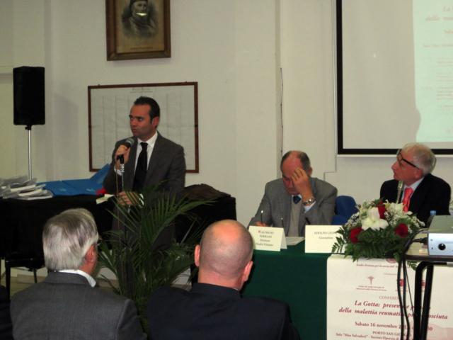 Conferenza sulla gotta